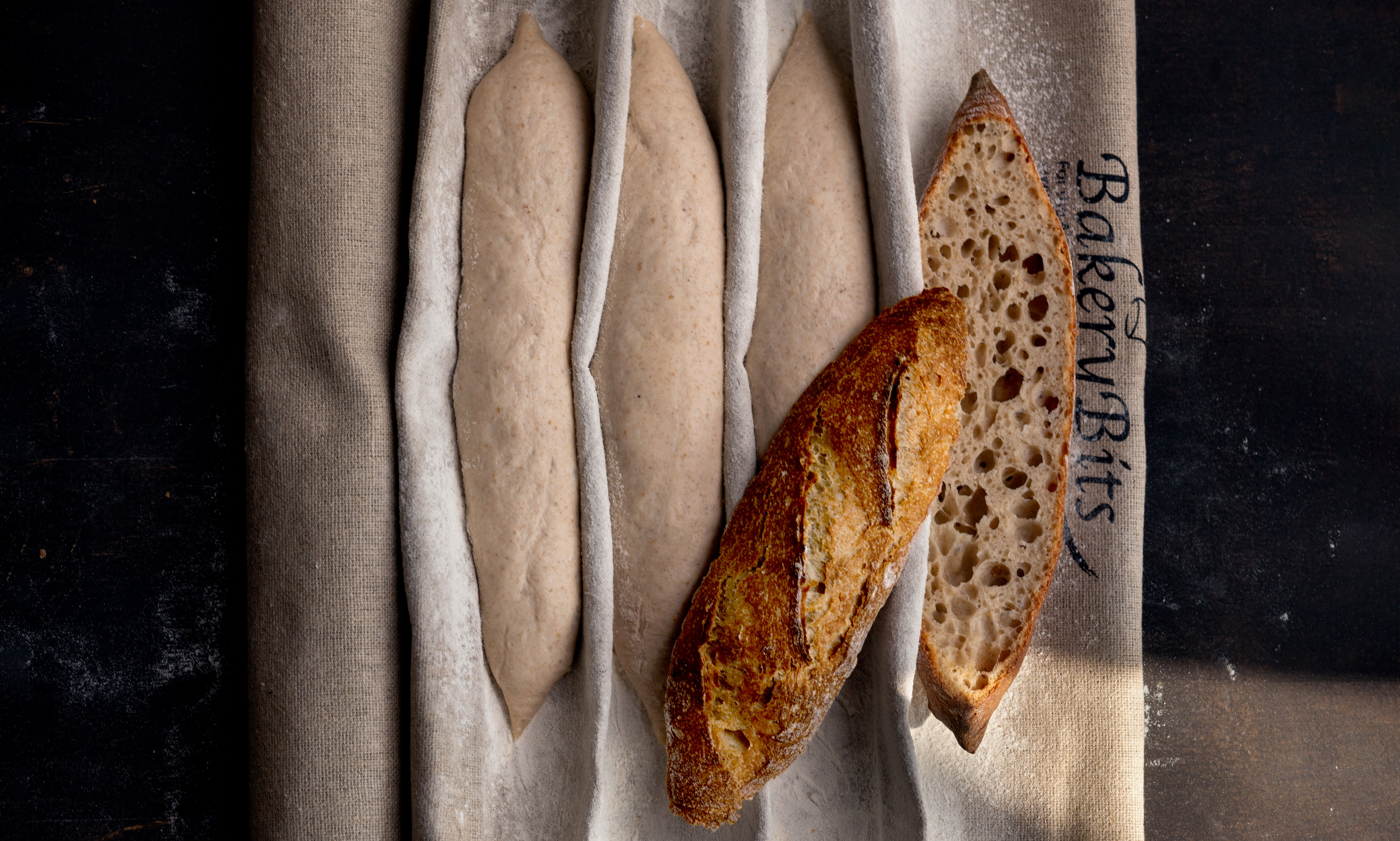 Recipe: Traditional French Baguette