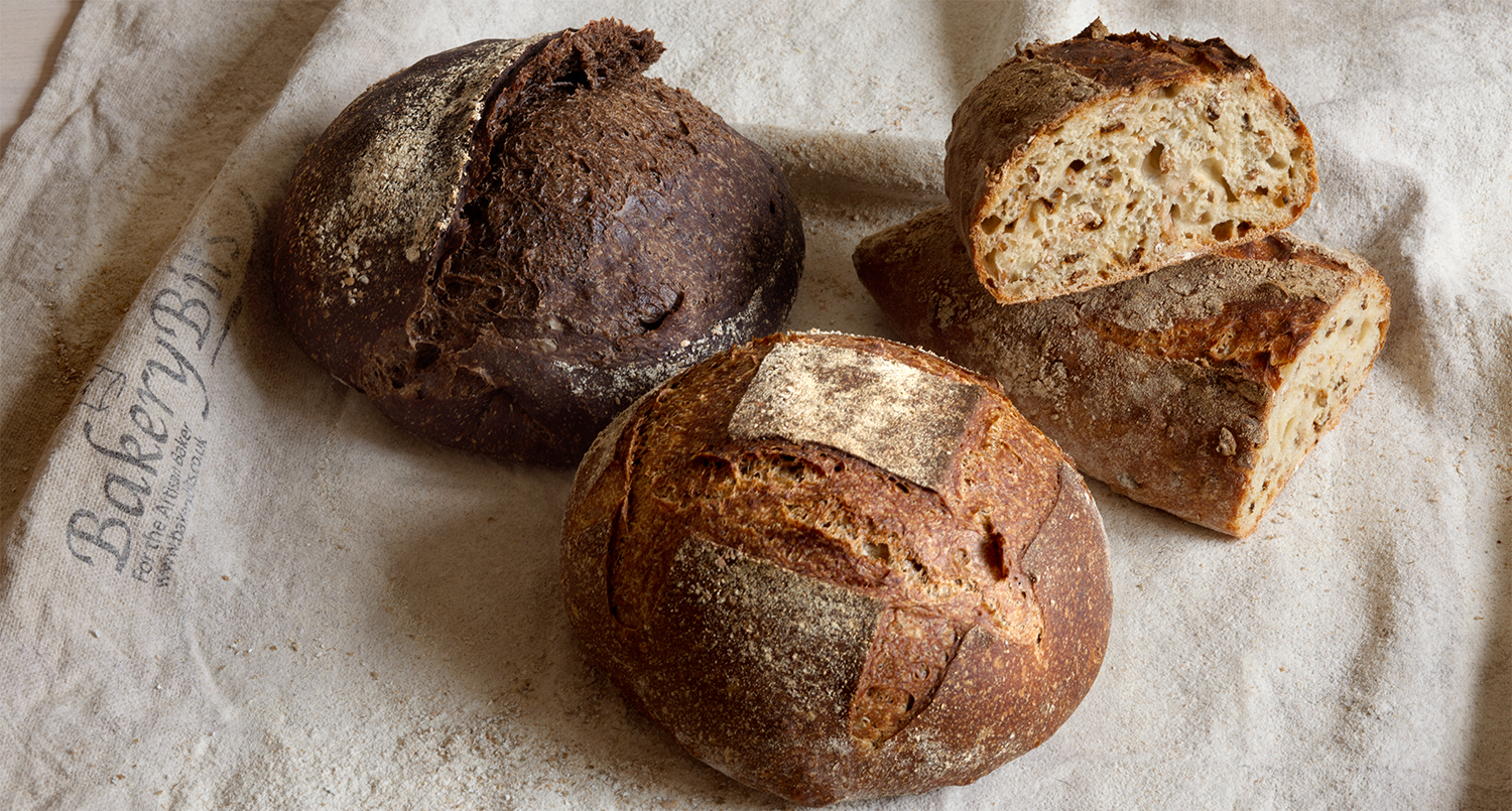 Malt Teasers: tempting you with baking tips using malt powders, syrups & flours