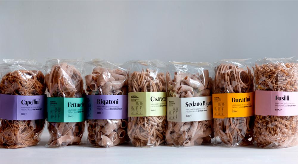 The South Devon Pasta Company - 6 Reasons To Love Heritage Grain Pasta