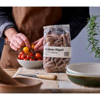 South Devon Pasta Co Hand-made Einkorn Sedano Rigati, 350g