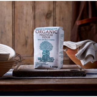 Stoate's Organic Maltstar Flour