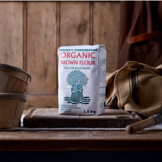 Stoate's Organic Brown Flour