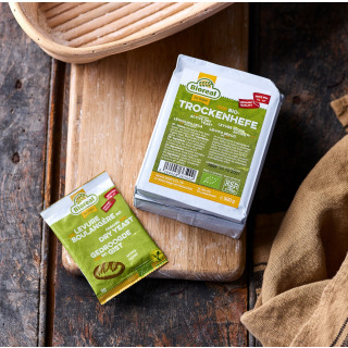 Bioreal Dried Organic Instant Yeast