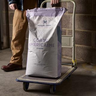 """Viron """"Corde Américaine"""" T55 - strong flour, 25kg"""