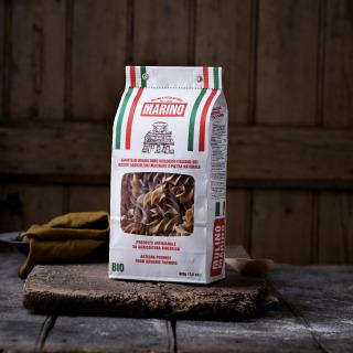Mulino Marino Organic Dried Erica Gigante (Giant Spirals) Pasta, 500g