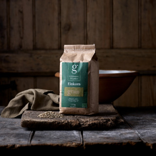 Gilchester Organic Einkorn Grain, 3kg