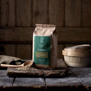 Gilchester Organic Emmer Grain, 3kg