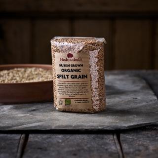 Hodmedod's British Grown Organic Spelt Grain