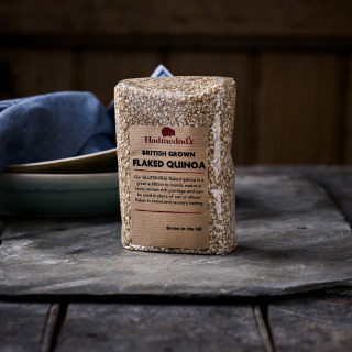 Hodmedod's British Grown Flaked Quinoa