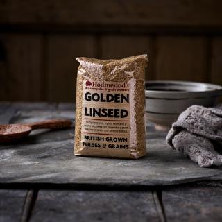 Hodmedod's British Grown Golden Linseed
