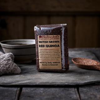 Hodmedod's British Grown Red Quinoa