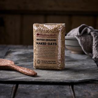 Hodmedod's British Organic Naked Oats