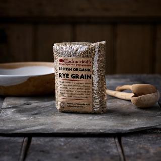 Hodmedod's British Organic Rye Grain