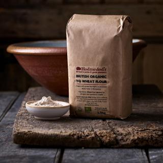 Hodmedod's British Organic YQ Wheat Flour