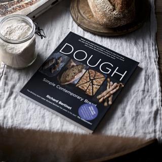 Dough baking book