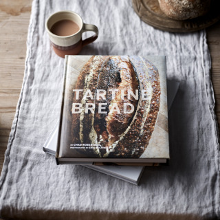 Tartine Bread by Chad Robertson and Eric Wolfginger