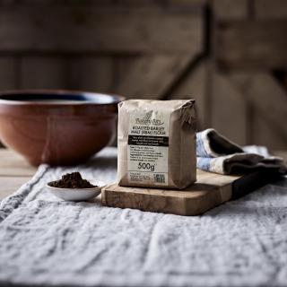 Roasted Barley Malt (RBM) Flour