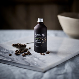 LittlePod Pure Organic Coffee Extract, 100mL