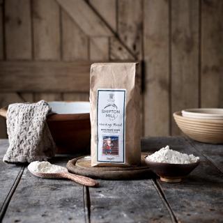 Heritage Harvest Organic Roller-Milled White Flour