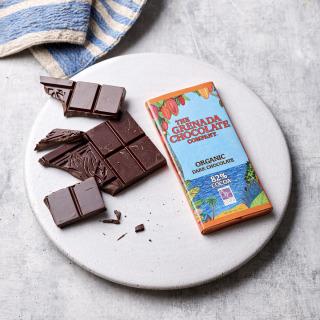 Grenada Chocolate Company 82% Organic Chocolate, 85g