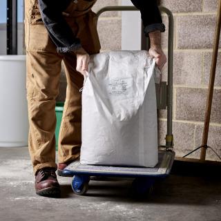 Viron Organic Spelt (Farine de Grand Epeautre Bise Biologique) flour, 15kg