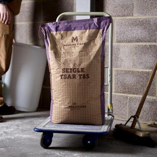 Viron Stoneground T85 Light Rye Flour, 25kg