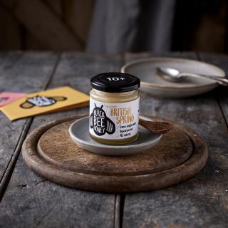 Black Bee Honey - British Spring, 227g