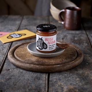 Black Bee Honey - British Autumn, 227g