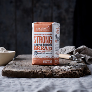 Marriage's Moulsham Strong Malted Seeded Bread Flour