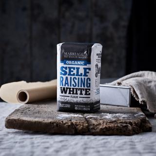Marriage's Organic Self-Raising White Flour