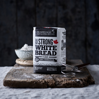 Marriage's Very Strong 100% Canadian White Bread flour