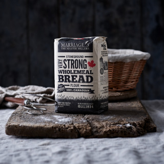 Marriage's Very Strong 100% Canadian Wholemeal Bread flour