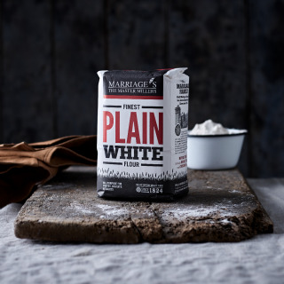 Marriage's Finest Plain White Flour