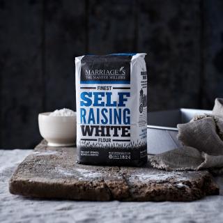 Marriage's Finest Self-Raising White Flour
