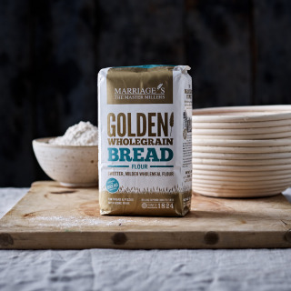 Marriage's Golden Wholegrain Bread flour