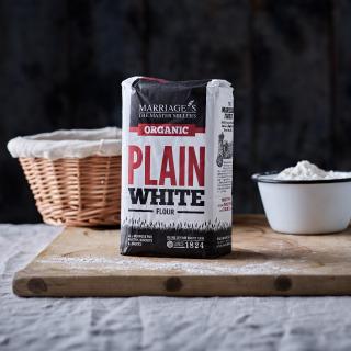 Marriage's Organic Plain White Flour