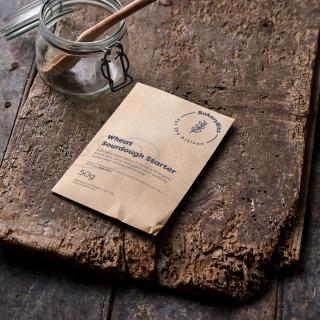 Dried Sourdough Starter (Wheat)