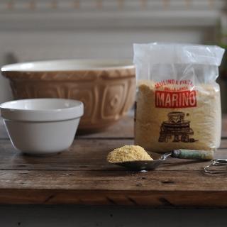 Organic Coarse Maize (Cornmeal) for Polenta