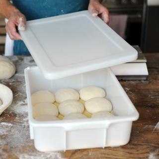 Dough Box with Lid (41.5 x 31.5cm)