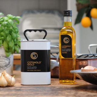 Cotswold Gold Rapeseed Oil