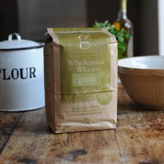 Gilchester Organic Wheat Grain, 3kg
