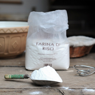 Organic Rice Flour (Farina di Riso)