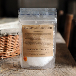 Sea Salt for Sourdough
