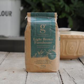 Gilchester Organic Light-Brown Farmhouse Flour