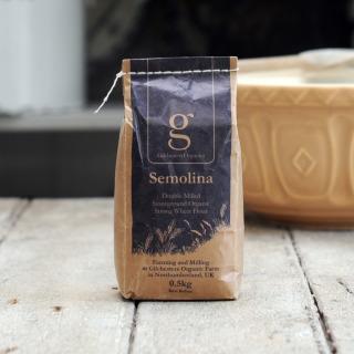 Gilchester Organic Semolina