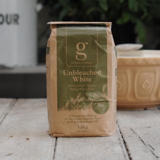 Gilchester Organic Strong White Flour
