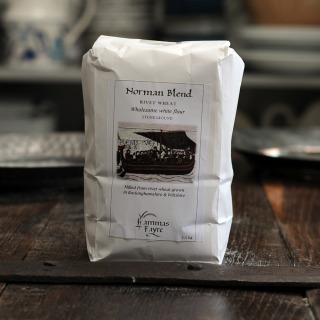 Norman Blend Rivet Wheat Flour