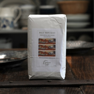 Anglo-Saxon Blend Wholemeal Rye Flour