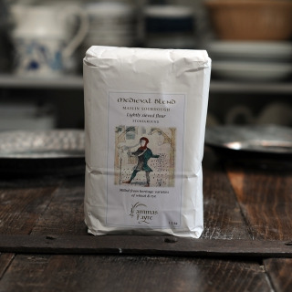 Medieval Blend Maslin (Wheat and Rye) Flour