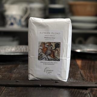 Roman Blend Wholemeal Spelt Flour